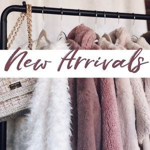 Other - Sign up here to be notified of New Arrivals ✨🥂